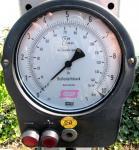 Reifendruck Tankstelle Anleitung